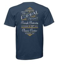 Triangle Fraternity T-Shirts | Design Online at UberPrints