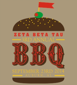 Zeta Beta Tau - Design Online at Uberprints.com