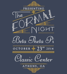 Beta Theta Pi Shirts - Design Online at Uberprints.com