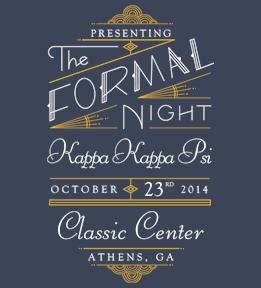 Kappa Kappa Psi T-Shirts | Design Online at UberPrints