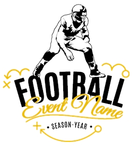 Football t-shirt design 32