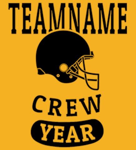 Create Custom Football Shirts | Custom Tees at UberPrints.com