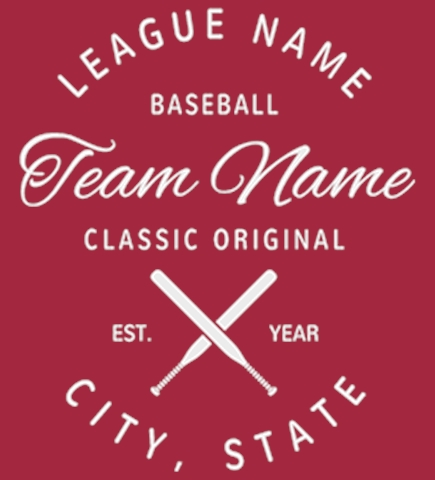 Create Custom Baseball Shirts | Custom Tees at UberPrints.com