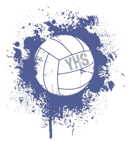 Volleyball t-shirt design 22