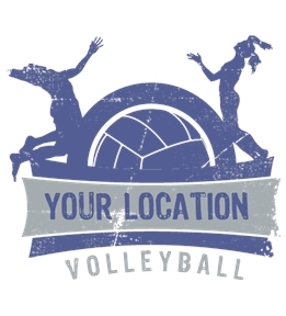 Volleyball t-shirt design 24