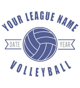 Volleyball t-shirt design 23
