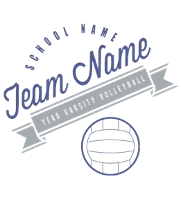 Volleyball t-shirt design 20
