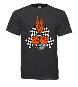 Nice Custom Race Tee Shirts   Design Online At UberPrints.com