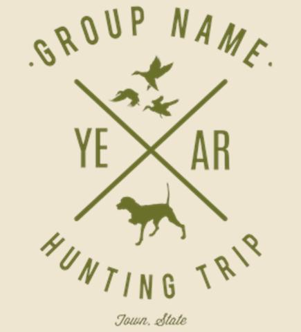 Create Custom Hunting Tees Online at UberPrints.com