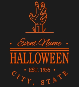 Custom Halloween Shirts | Design online at UberPrints.com
