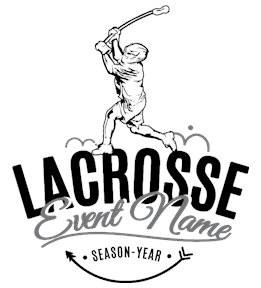 Lacrosse t-shirt design 2