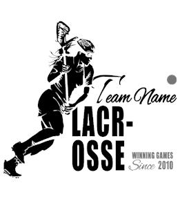Create Custom Lacrosse Shirts and Polos