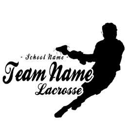 Lacrosse t-shirt design 22