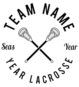 Lacrosse t-shirt design 20