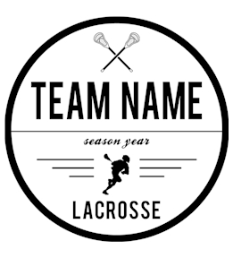 Lacrosse t-shirt design 8
