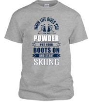 Skiing Clothing - Design Your Ski Clothes Online at UberPrints.com