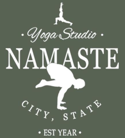Custom Yoga T-Shirts | Creat Online at UberPrints
