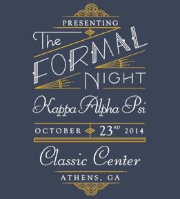 Kappa Alpha Psi T-shirts | Design Online at UberPrints
