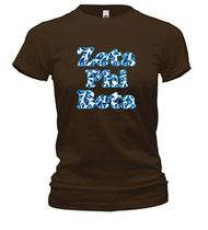 Zeta Phi Beta T-shirts | Design Online at UberPrints