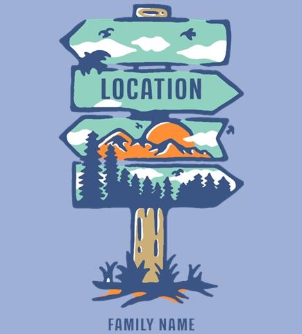 Custom Vacation T-Shirts | Create Online at UberPrints