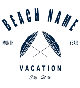 Custom Vacation T-Shirts | Create Online at UberPrints