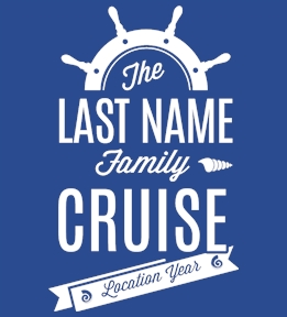 Family Vacation Shirts - Make Custom T-Shirts at UberPrints.com