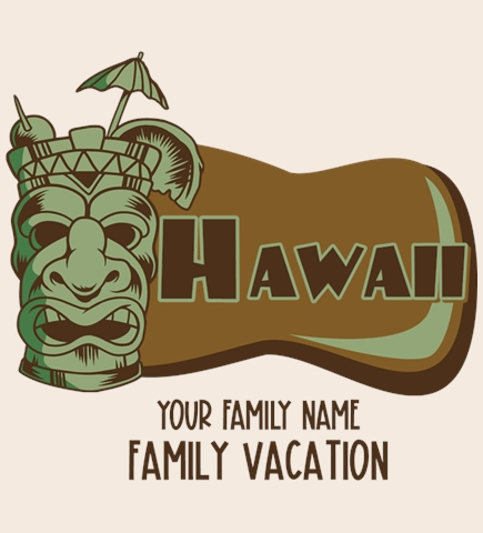 Family Vacation t-shirt design 22