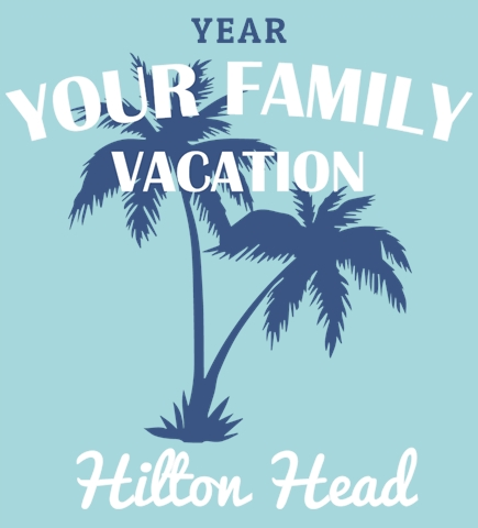 Family Vacation t-shirt design 45
