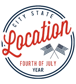 Create Custom Fourth of July T-shirts Online At UberPrints
