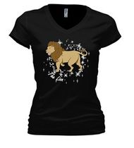 Custom Leo T-Shirts | Create Online at UberPrints
