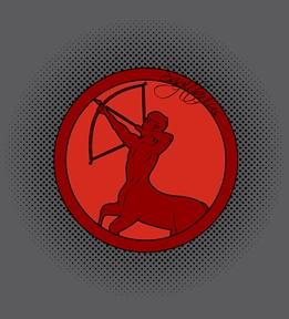 Create Custom Sagittarius T-Shirts | Design Online at UberPrints