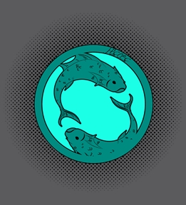 Custom Pisces T-Shirts | Create online at UberPrints