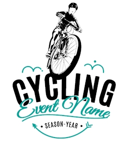 Biking t-shirt design 29