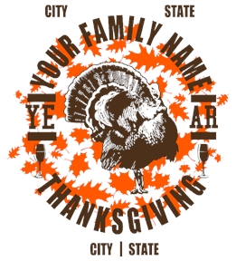 Thanksgiving t-shirt design 19