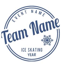 Custom Ice Skating T-Shirts | Design Online at UberPrints
