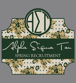 Custom Alpha Sigma Tau T-Shirts | Design Online at UberPrints