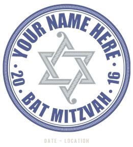Custom Bat Mitzvah Shirts