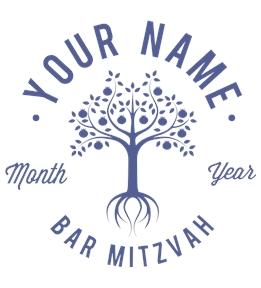Custom Bar Mitzvah Tees