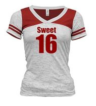 Create Custom Sweet Sixteen Tees