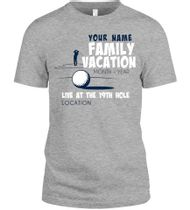 Family Vacation Shirts - Make Custom T-Shirts at UberPrints.com