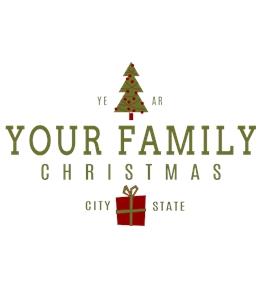 Create Custom Christmas T-shirts Online At UberPrints