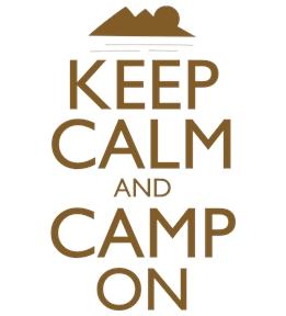 Create Camping Custom T-Shirts - Custom Printed Tees at Uberprints