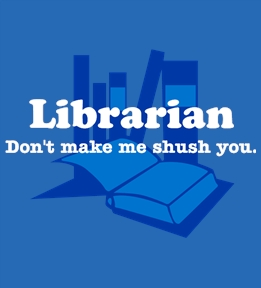 Librarian T Shirts | Design Online at UberPrints.com