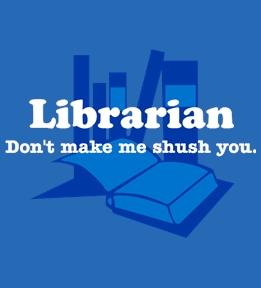 Librarian T Shirts | Design Online at UberPrints.com