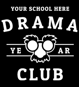 Custom Drama T-Shirts | Create Online at UberPrints