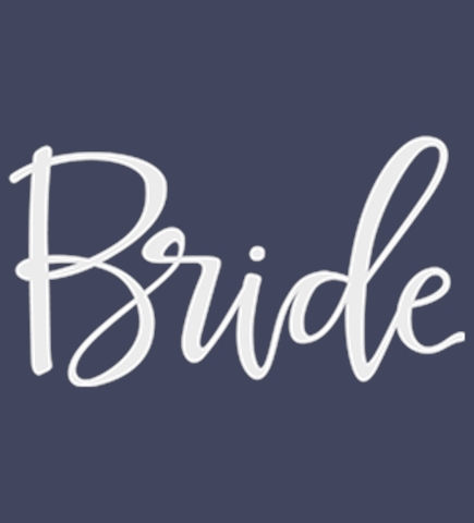 Custom Bridal Shower T-Shirts