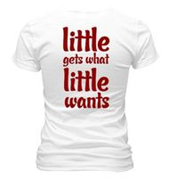 Create your own Big Little Tees | Design online at UberPrints.com