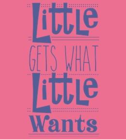 Create your own Big Little Tees | Design online at UberPrints.com
