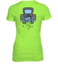 Create your own neon tees | Design online at UberPrints.com