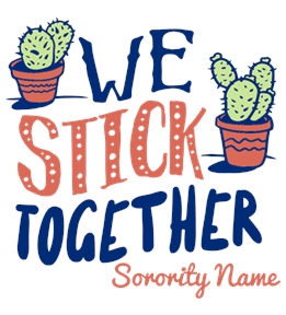 Create Custom Sorority Shirts Online at UberPrints.com